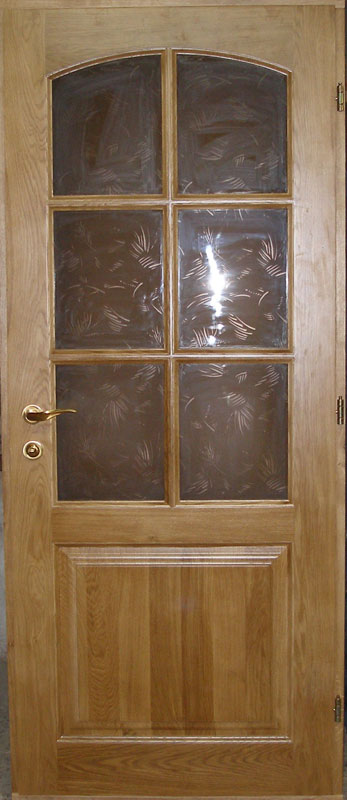 Interior Doors Form Oak In Moldova